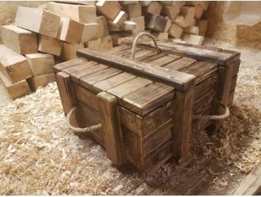 Ящик для подарков 50х45х25