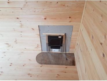 Баня 4х3,5. Под ключ