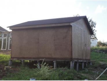 Летний домик 5х5